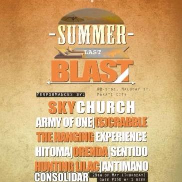 Summer Last Blast