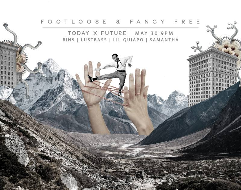 Footloose & Fancy Free!