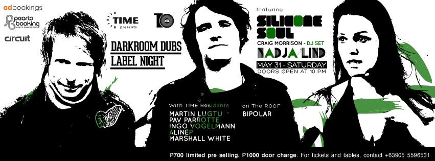 Darkroom Dubs Label Night