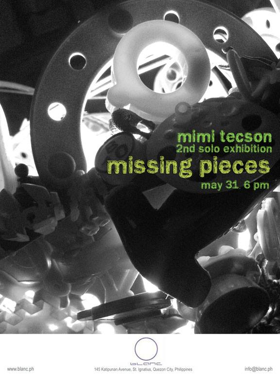 Mimi Tecson - Missing Pieces
