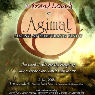 The Agimat Grand Launch