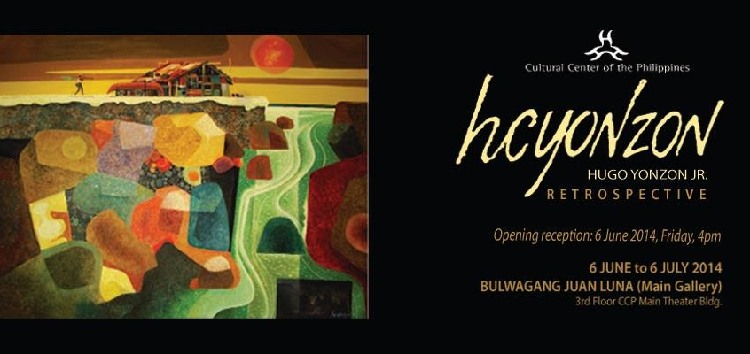 Hugo Yonzon, Jr. Retrospective