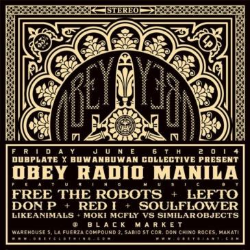 Obey Radio Manila