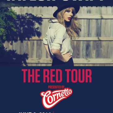 Red Tour: Taylor Swift Live in Manila 2014