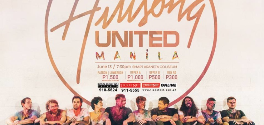 Hillsong United: Live in Manila