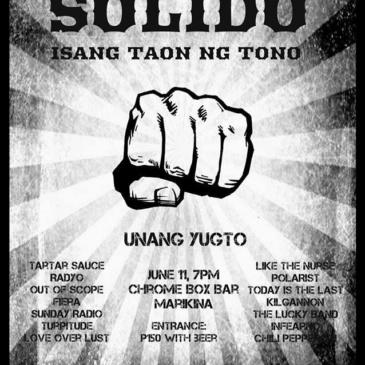 SOLIDO – Isang Taon ng Tono!