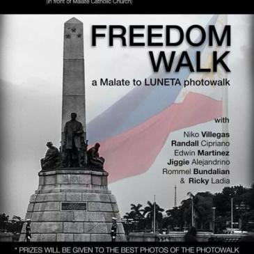 Freedom Walk