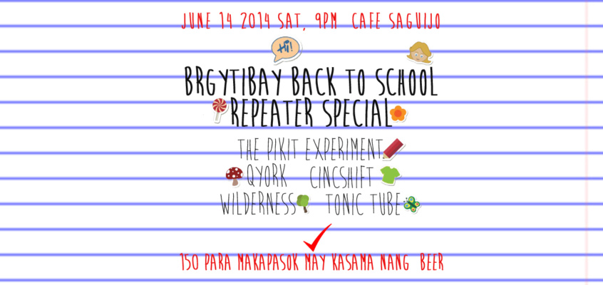 Brgy Tibay Back to School Repeater Special