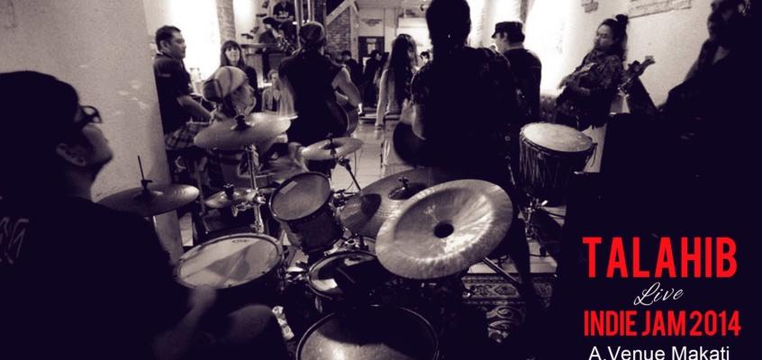 Talahib Live, Indie Jam 2014