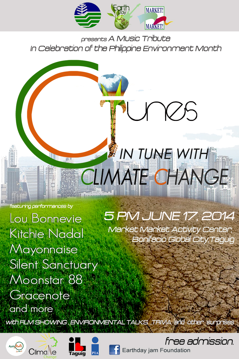 CC Tunes (In Tune With Climate Change)