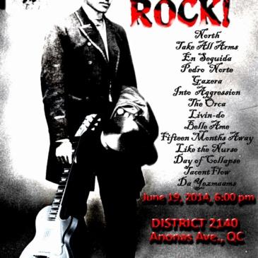 Rock! Pepe Rock!
