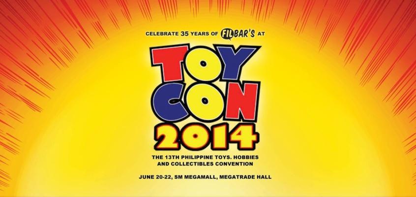 Toy Con 2014