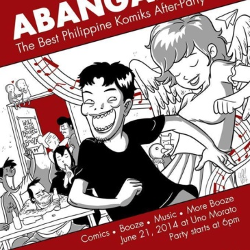 Abangan: The Best Philippine Komiks After-Party