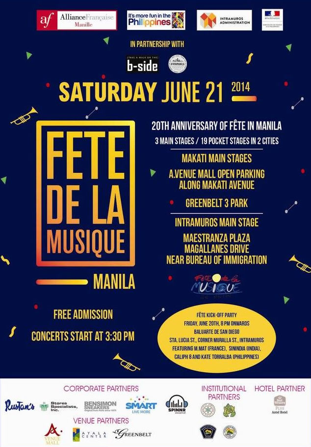 Fête celebrates its 20th anniversary in Metro Manila