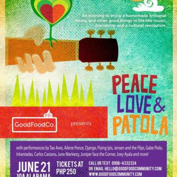 Foodstock 2014: Peace Love and Patola