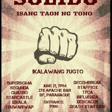SOLIDO – Isang Taon ng Tono! Part 2