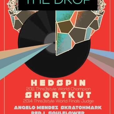 The Drop: DJ Shortkut + DJ Hedspin