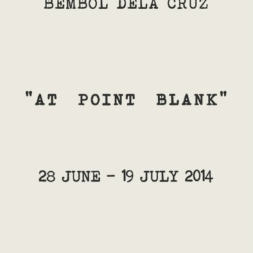 Bembol Dela Cruz – At Point Blank