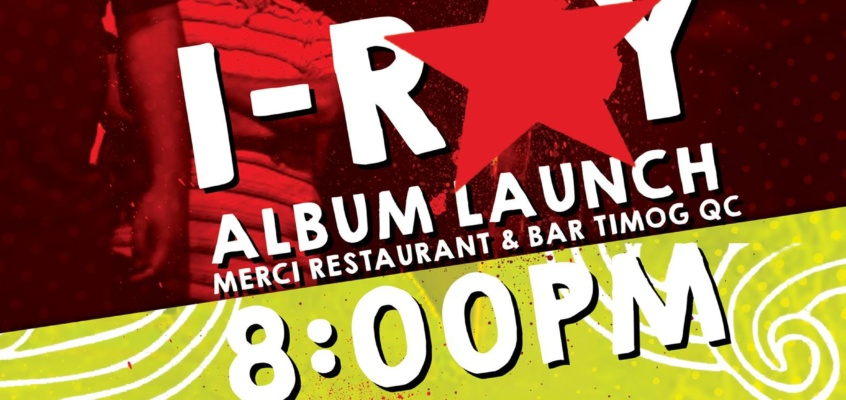 I-Ray Album Launch