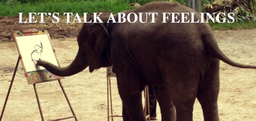 Dina Gadia – Let's Talk About Feelings