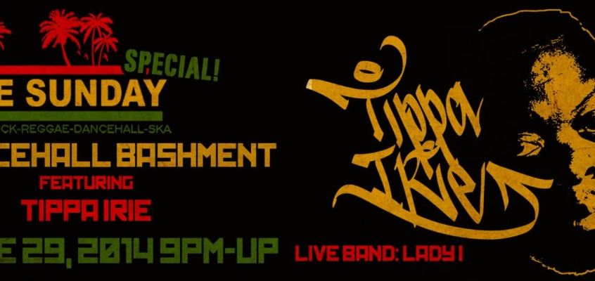 Irie Sunday Special: Dancehall Basement