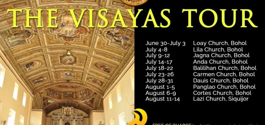 Project Kisame: The Visayas Tour