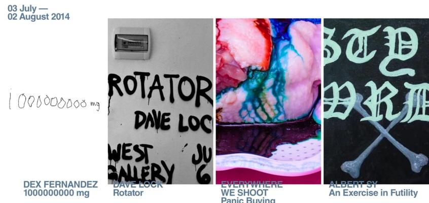 Dex Fernandez | Dave Lock | Everywhere We Shoot | Albert Sy