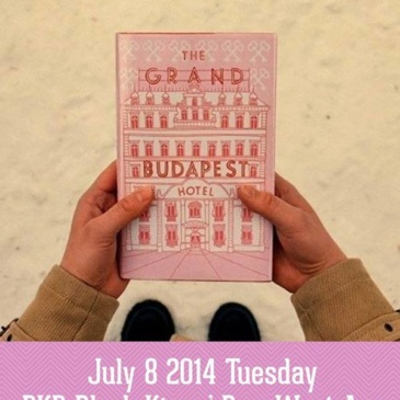 Film, Music, & More 3: The Grand Budapest Hotel