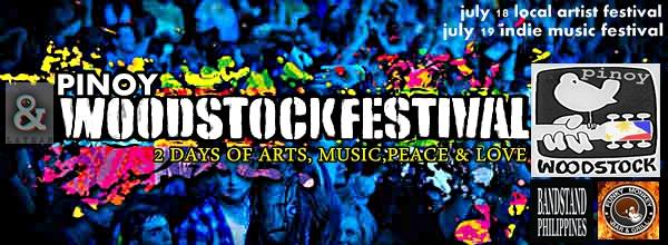 Pinoy Woodstock Festival