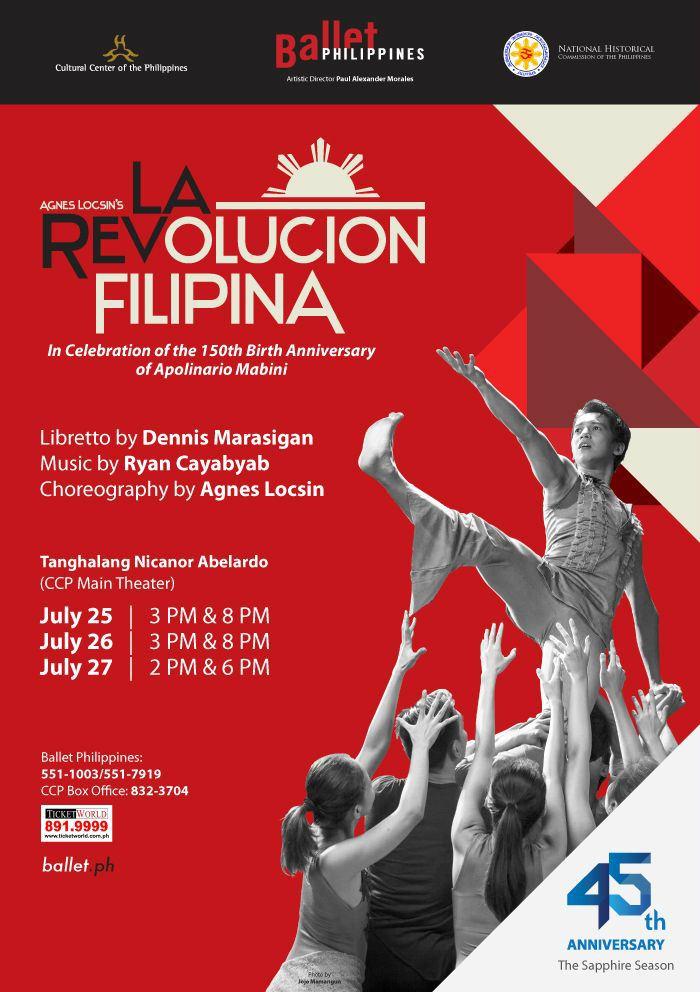 La Revolucion Filipina