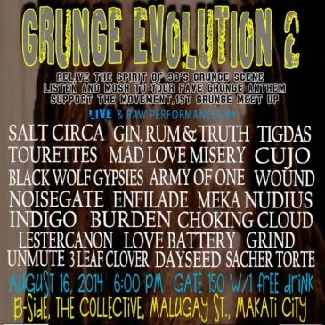 Grunge Evolution 2