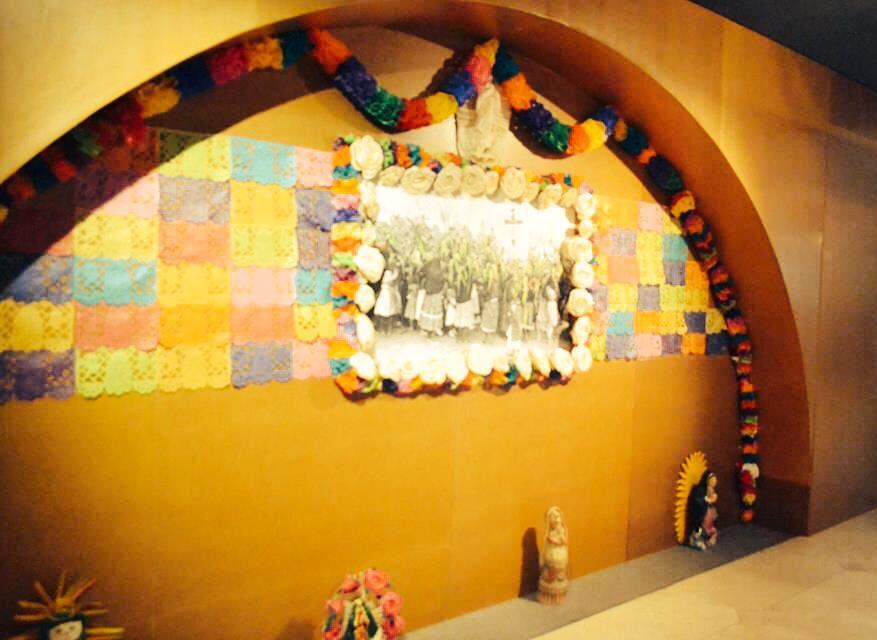 """The Metropolitan Museum of Manila during the """"The Manila Galleon in Acapulco"""" Exhibition MET Upper Galleries  October 8- Dec. 10, 2012"""
