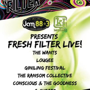 Fresh Filter LIVE!