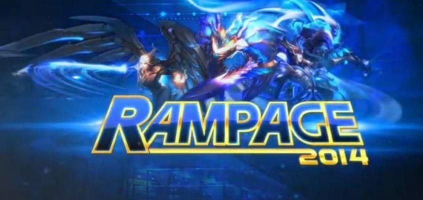 Rampage 2014