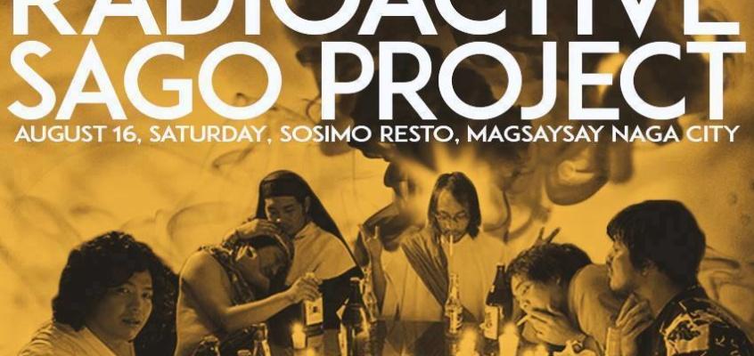 Radioactive Sago Project @ Sosimo Resto Bar