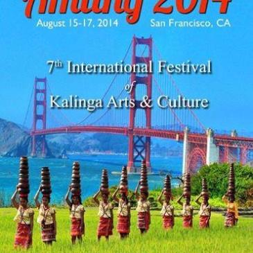 Amung 2014: 7th International Festival of Kalinga Arts & Culture