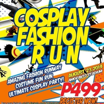 Cosplay Fashion Run