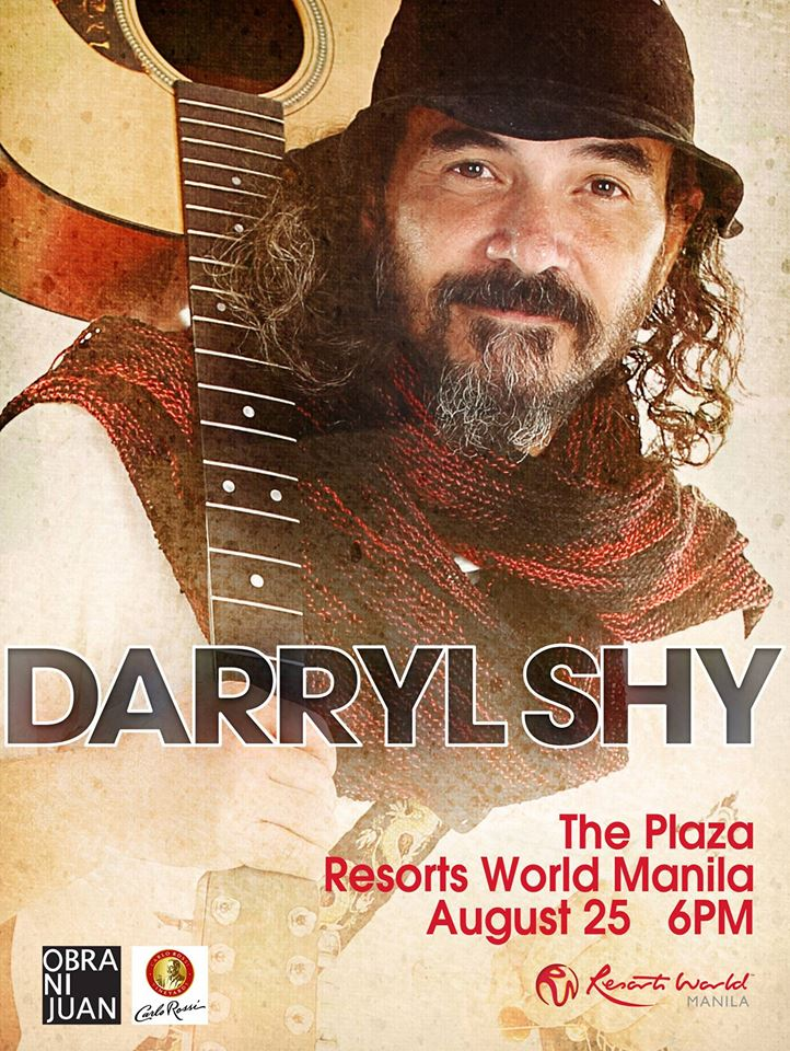 Darryl Shy @ The Plaza
