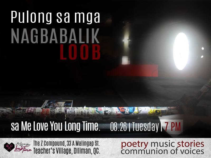 Bersikulo: Pulong sa mga Nagbabalik Loob