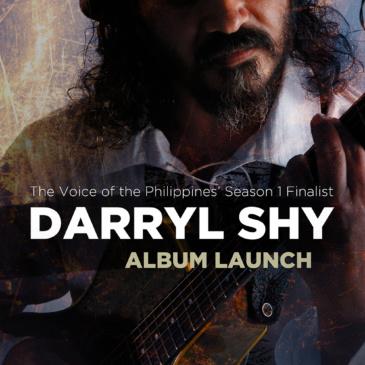 Darryl Shy @ 70's Bistro