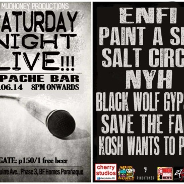 Saturday Night Live!!!