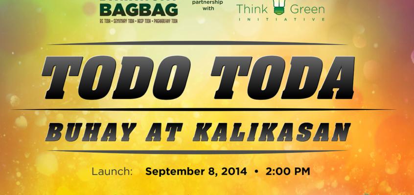 TODO TODA: Buhay at Kalikasan