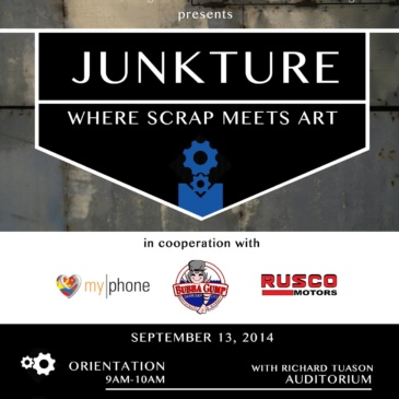 Junkture – Where Scrap Meets Art