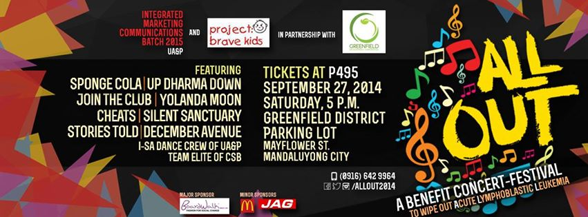 All Out: A Benefit Concert-Festival