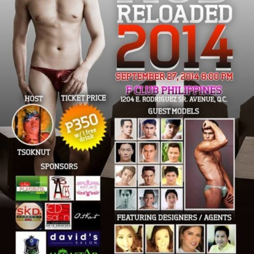 Men of Desire Reloaded 2014: The Bikini Showdown