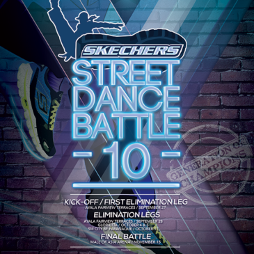 Skechers Streetdance Battle 10: Generation of Champions