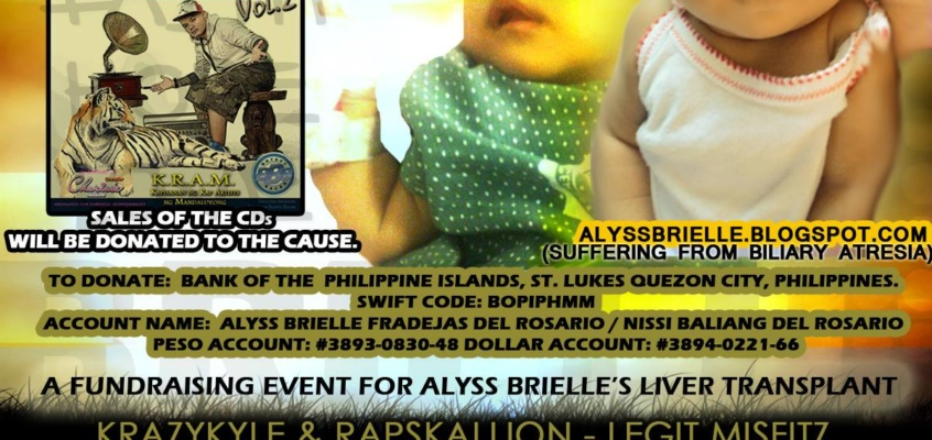 HUSTLE FOR BRIELLE: A Pinoy Hiphoppaz Project