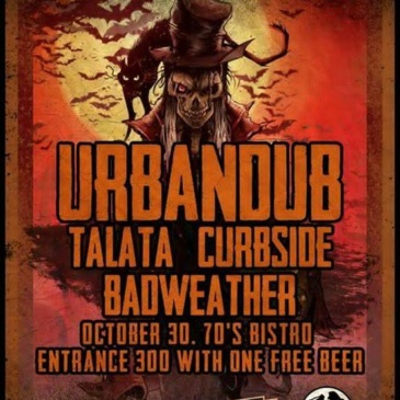 Urbandub with Talata, Curbside and Badweather