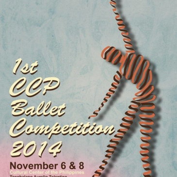 The CCP Ballet Competition 2014