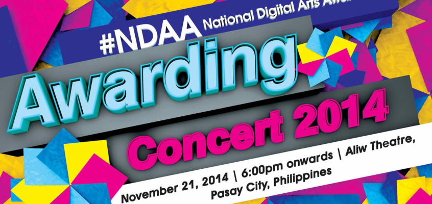 National Digital Arts Awards Awarding Concert 2014